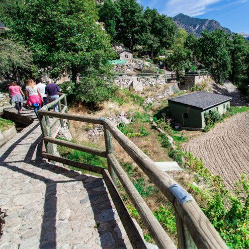 L'itinerari més agrícola de l'Anella Verda