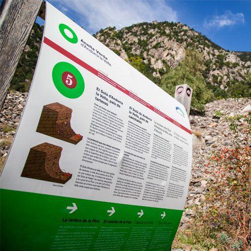 L'adaptació als riscos naturals caminant per l'Anella Verda