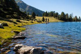 Descobreix la ruta l'Estany de la nou i les aigües fluvials