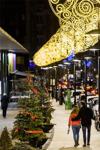 Fener Boulevar, les marques més exclusives d'Andorra la Vella