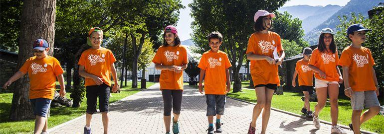 Andorra la Vella, perfecte per les famílies més esportistes