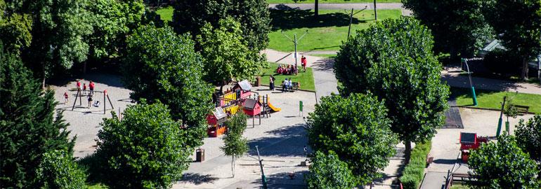 Impossibleno gaudir en família als parcs d'Andorra la Vella