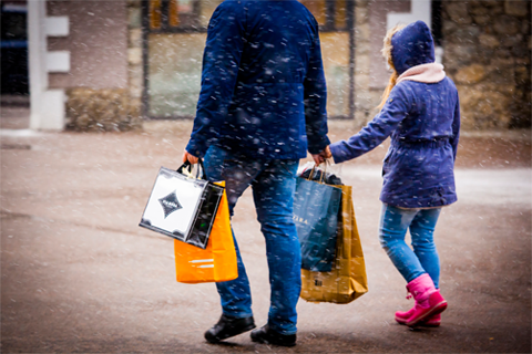 T'imagines anar de shopping amb neu?