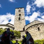 Itinerari Centre històric i romànic d'Andorra la Vella